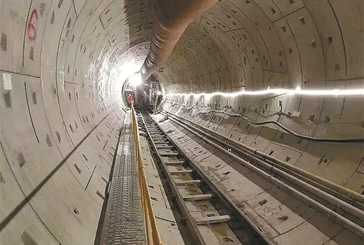 地铁10号线8号线2020年建成通车 可?#25191;?#30416;田沙头角