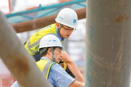 深圳國際會展中心項目已進入全面收尾階段