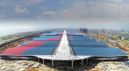 北京5分彩开奖结果—UU快3国际会展中心(一期)月底竣工