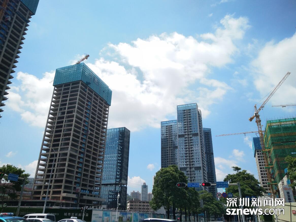 深圳二手房 上半年成交量小降 成交均價為55591元/平方米