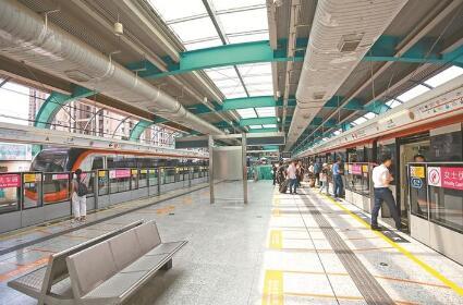 4号线12个站点洗手间将全面升级