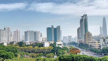 深圳加快建设国际性综合交通枢纽
