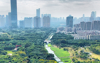 深圳19条绿道实现手机全景导航