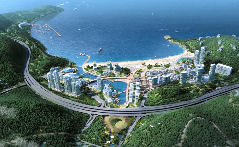 深圳国际会展中心将建国际酒店群 预计2022年建成