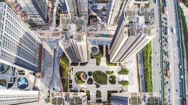 中心城区创新探索住房保障制度