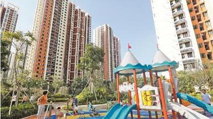 深圳大规模开展公共住房建房行动