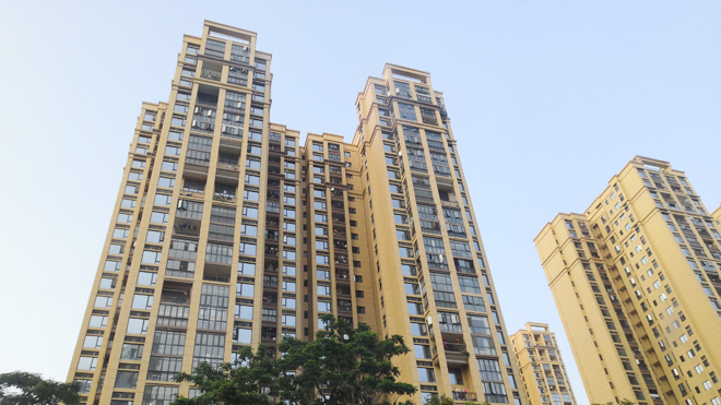 深圳大規模開建公共住房