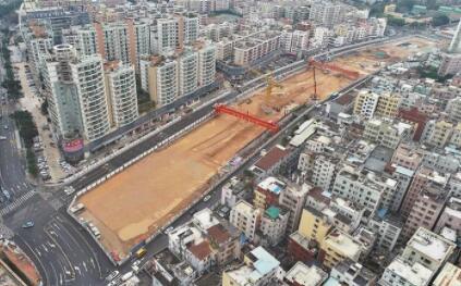 桂庙路快速化改造预计年内竣工