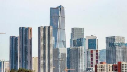 前海全力建设国际化城市新中心
