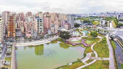 光明区城中村建成生态公园