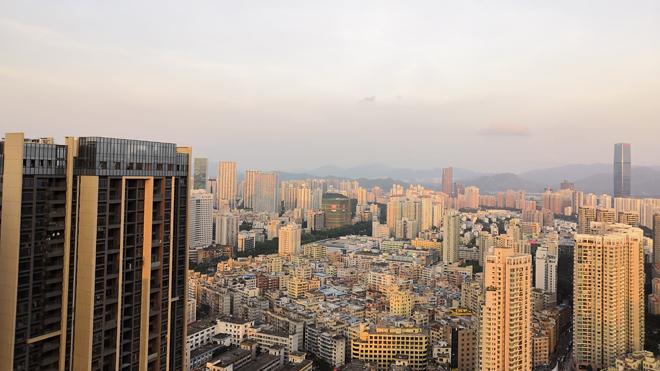 深圳刷新老旧住宅小区棚改速度