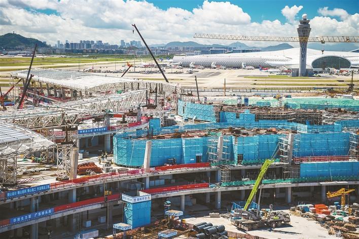 """打造""""半小时交通圈""""广深规划建设第二条高铁"""